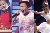 3 em bé khuấy đảo bán kết Got Talent