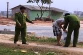 Vụ mang quan tài diễu phố ở Vĩnh Phúc: Thêm vật chứng mới