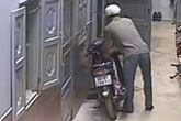 Trộm xe máy xong liền bị bắt vì...đi nhầm đường