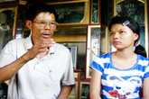 Bố đâm chết con 23 ngày tuổi - Nỗi đau tột cùng của một gia đình