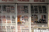 Tham rẻ, người tiêu dùng hỏng mắt vì đeo kính rởm