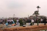 Vụ quan tài diễu phố: Con rể chủ tịch tỉnh không liên quan
