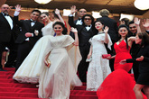 Dàn sao Việt lộng lẫy khoe sắc tại LHP Cannes