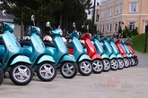 Ế ẩm, Piaggio giảm giá xe ga tới 4 triệu