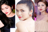 Những cặp môi đỏ nóng bỏng nhất showbiz Việt