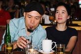 Huy Tuấn đưa vợ trẻ xinh đẹp đi nghe nhạc