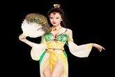Angela Phương Trinh tạo hình cổ trang vẫn cực sexy