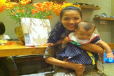 Lộ diện vợ và con gái của Dustin Nguyễn