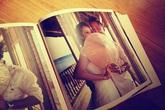 Bức ảnh cưới chưa từng công bố của Jennifer Phạm