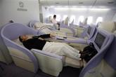 Mở Spa trên máy bay để chiều khách