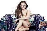 Sốc nặng với ảnh nude toàn tập của Lady Gaga