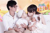 Sao Việt làm cha mẹ: Người che giấu, người thích thú khoe con