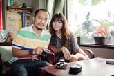 Bạn gái Hàn Quốc của Tiến Đạt: 'Khó chịu vì anh ấy kém ga lăng'