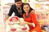 Vợ chồng Huy Khánh bật mí về đám cưới