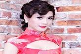 Lâm Chi Khanh nữ tính hơn nhờ... photoshop