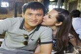 Những nụ hôn ngọt ngào của cặp đôi sao Việt giữa chốn đông người