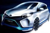 Toyota Yaris mới thiết kế lạ mắt tuyệt đẹp