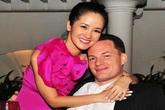 Những cặp đôi Tây - Việt hạnh phúc của showbiz