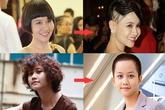 Mỹ nhân Việt hết tóc ngắn lại chuyển sang... cạo đầu