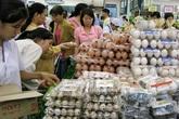 Sốt giá, trứng tăng 2.000 – 3.000 đồng/chục