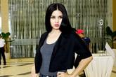 Vợ tiền đạo Phan Thanh Bình bị chê trang điểm đậm ở Top Model