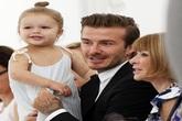 Con gái David Beckham được quan tâm như ngôi sao hạng A