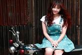 Bạn gái hot girl Hàn của Tiến Đạt thon thả bất ngờ