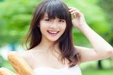 Những hot girl Việt có gương mặt đẹp không tì vết