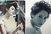 """4 kiều nữ Việt """"xuống tóc"""" sau cuộc tình đổ vỡ"""