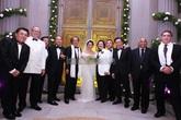 Khi mỹ nhân Việt so đẳng cấp bằng siêu đám cưới