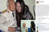 Hồ Quỳnh Hương xúc động nhớ lại khoảnh khắc gặp Tướng Giáp