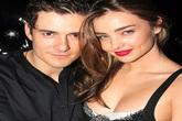Thiên thần nội y Miranda Kerr và Orlando Bloom bất ngờ ly hôn
