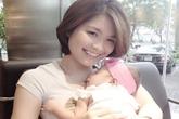 Những bà mẹ trẻ hạnh phúc của showbiz Việt