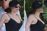 Angelina Jolie bị biến chứng sau cắt bỏ ngực?