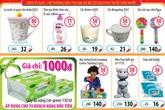 """""""Siêu bão giảm giá 80%"""" tại hệ thống siêu thị Kids plaza thứ 7"""