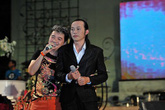 Những cặp thầy trò nặng tình trong showbiz Việt