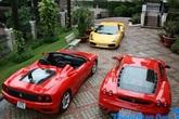 Garage siêu xe đáng mơ ước của Cường 'đô-la', Minh 'nhựa'