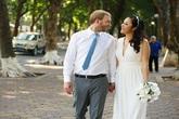 Những hình ảnh đầu tiên về đám cưới Hoa hậu Ngô Phương Lan