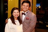 Vợ Trương Minh Cường khệ nệ bầu 9 tháng mừng sinh nhật chồng
