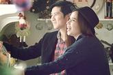 Vợ chồng Lưu Hương Giang diện đồ đôi trốn con đi hẹn hò