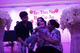 Bất ngờ thú vị tại tiệc sinh nhật con trai vợ chồng Tim – Trương Quỳnh Anh