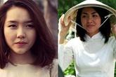 Cùng soi nét tương đồng giữa Tăng Thanh Hà với cô gái đang gây xôn xao vì giống nhau