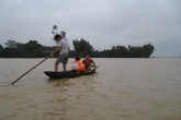 Nghệ An: Mưa lớn gây lụt ở nhiều huyện