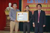 Truy tặng Huân chương dũng cảm cho Phó GĐ Sở Công thương Nghệ An Nguyễn Tài Dũng