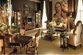 Hoa mắt với bộ sưu tập nội thất đồ gỗ nhập khẩu Treci