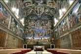 Nhà nguyện Sistine : sự sáng tạo của con người