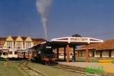 Chiêm ngưỡng ga tàu hỏa cổ kính nhất Đông Dương