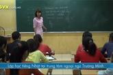 Học ngoại ngữ miễn phí tại chùa Tảo Sách