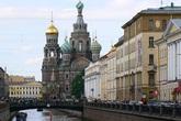 St. Petersburg - Thành phố của những cung điện