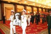 TP.HCM: Đưa di ảnh Đại tướng Võ Nguyên Giáp về Bảo tàng LLVT Miền Đông Nam Bộ